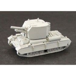 Skytrex 15mm CD119 WWII British Bishop 25pdr SPG